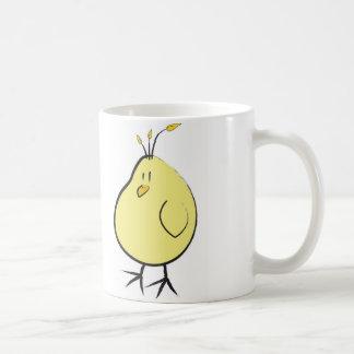 Taza De Café ¿Los pollos tienen garras grandes?