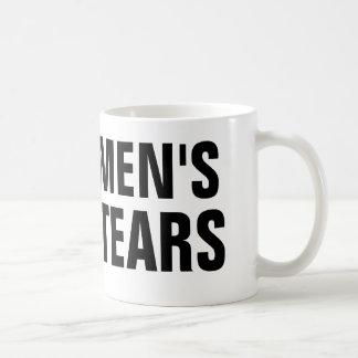 Taza De Café Los rasgones de los hombres