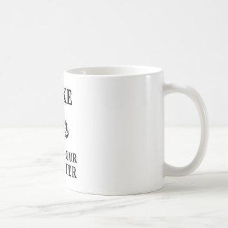 Taza De Café Lucas soy su TAPÓN