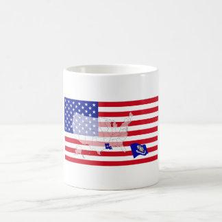 Taza De Café Luisiana, los E.E.U.U.