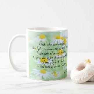 Taza De Café Luz brillante fuera de la oscuridad - 2 4:6 de los