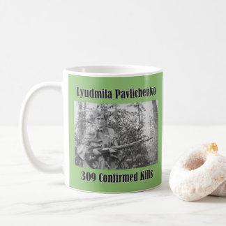 Taza De Café Lyudmila Pavlichemko