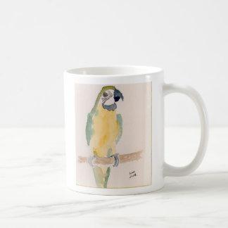Taza De Café macaw