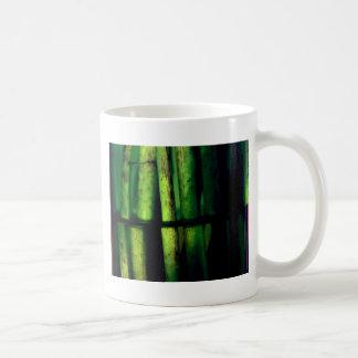 Taza De Café Macro verde