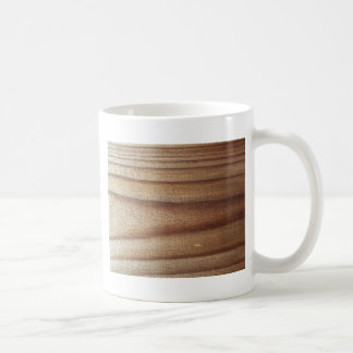 Taza De Café Madera del cedro