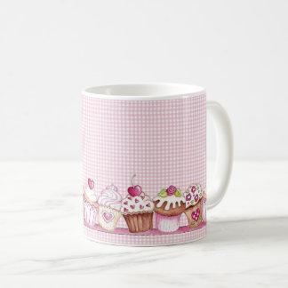 Taza De Café Magdalena de la buena mañana