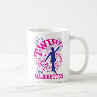 Taza De Café Majorettes