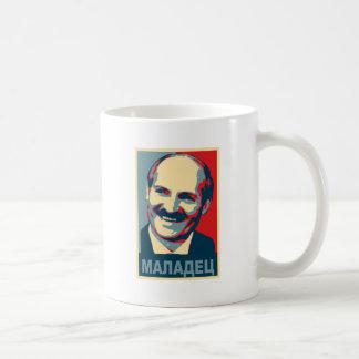 Taza De Café Maladec de Aleksandr Lukashenko