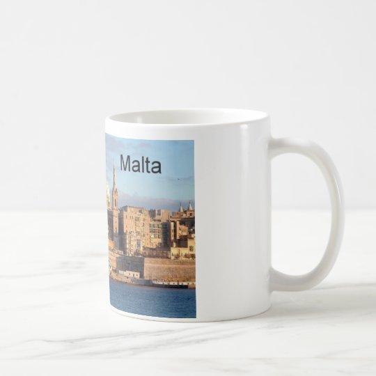 Taza De Café Malta La Valeta (St.K)