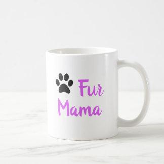 Taza De Café Mamá de la piel