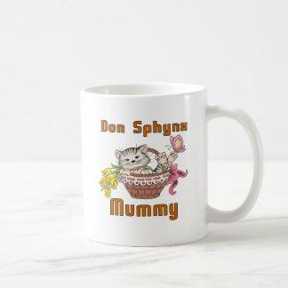 Taza De Café Mamá del gato de Don Sphynx