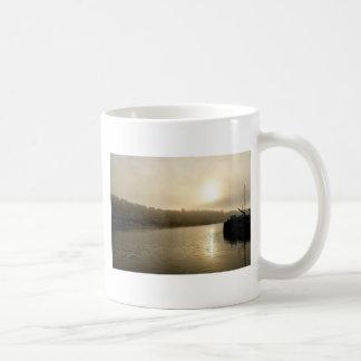 Taza De Café Mañana de niebla de Whitby