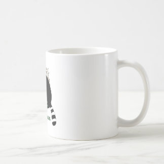 Taza De Café Mapache rocoso