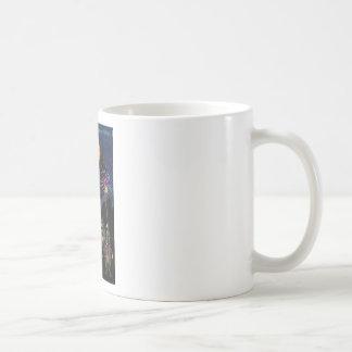 Taza De Café Mapaches del mago y del mal