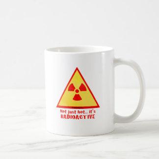 Taza De Café Marca radiactiva