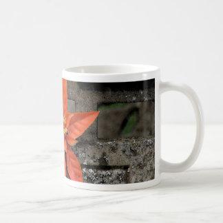 TAZA DE CAFÉ MARIA ROJA