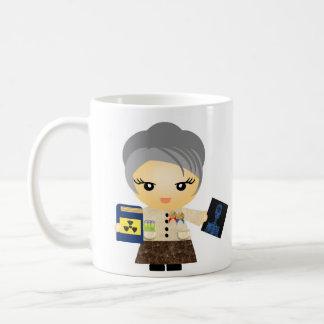 Taza De Café Marie Curie