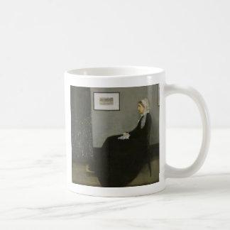 Taza De Café Marmota de James Abbott - la madre de la marmota