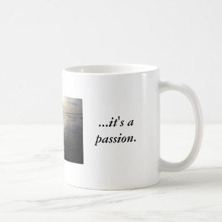 Taza De Café Más que apenas un deporte… es una pasión