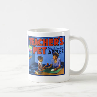 Taza De Café Mascota de los profesores
