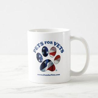 Taza De Café Mascotas para los veterinarios