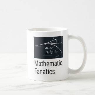 Taza De Café Matehematic Funs mug