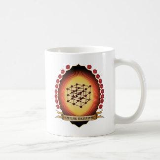 Taza De Café Materiales que dirigen Mandorla