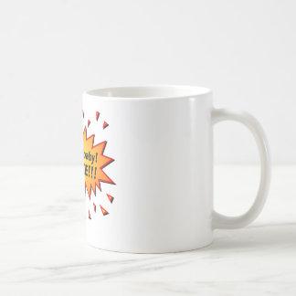 Taza De Café ¡Matiz, bebé! ¡Matiz!!!