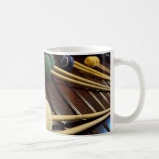 Taza De Café Mazos del Marimba en el Marimba