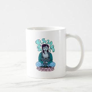 Taza De Café Meditación