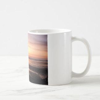 Taza De Café Mercancía de la puesta del sol