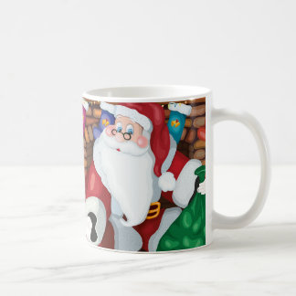 TAZA DE CAFÉ MERRY CHRISTMAS AND HAPPY NEW YEAR