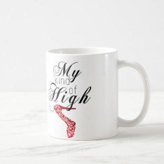 Taza De Café Mi clase de alto… Talón