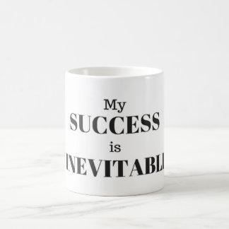 Taza De Café Mi éxito es inevitable