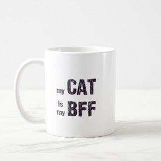 Taza De Café Mi gato es mi BFF