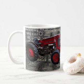 Taza De Café Mi pequeño Fergy rojo