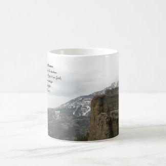 Taza De Café Mi roca y salvación