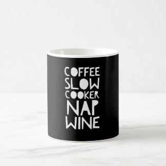 Taza De Café Mi rutina diaria