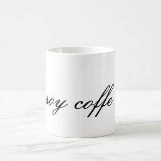 Taza De Café mi tienda del merch de youtube