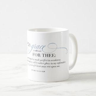Taza De Café Mi tolerancia es suficiente para Thee