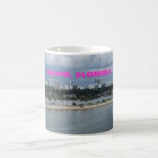 Taza De Café Miami, Miami, la Florida