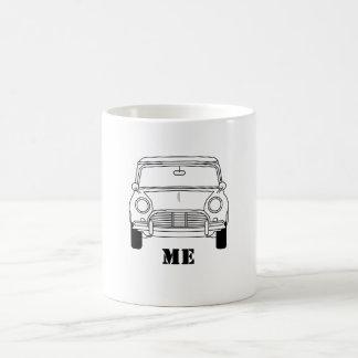 Taza De Café MINI clásico yo diseño