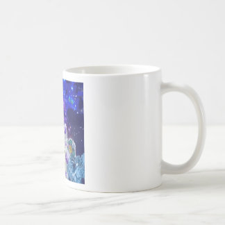 Taza De Café Mire cómo el sorprender será el Año Nuevo