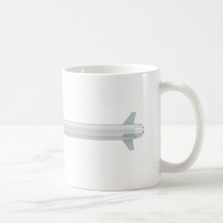 Taza De Café Misil de travesía