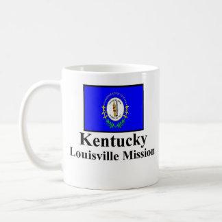Taza De Café Misión Drinkware de Kentucky Louisville