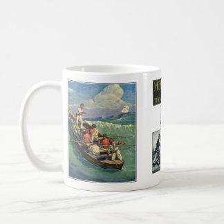Taza De Café Moby Dick o la ballena blanca #5
