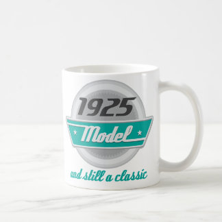 Taza De Café Modelo 1925 y aún una obra clásica