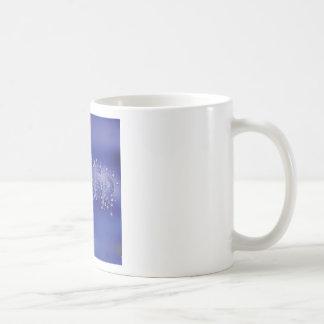 Taza De Café modelo del agua