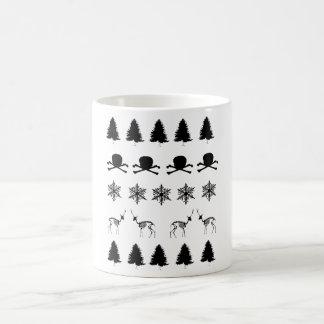 Taza De Café Modelo del invierno