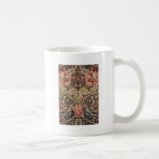 Taza De Café Modelo del vintage de la madreselva de William